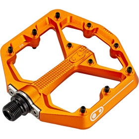 Crankbrothers Stamp 7 Small Pédales, orange